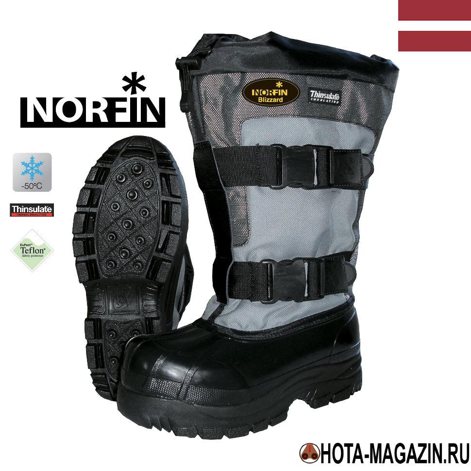 Купить Сапоги для зимней рыбалки Norfin Blizzard по выгодной цене ... c0eff11467a21
