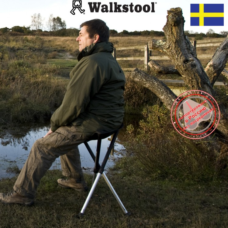 WalkStool Comfort на охоте