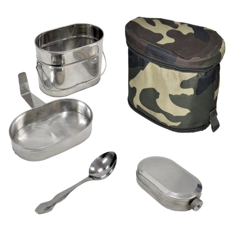 Посуда Голландской Армии Купить В Интернет Магазине