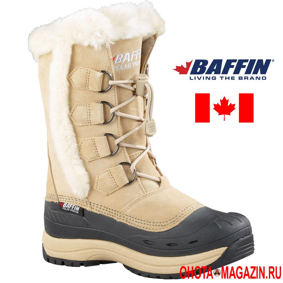 97fffae93acf Купить Сапоги BAFFIN Chloe по выгодной цене. Доставка по Москве и России