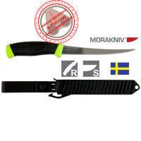 Нож Mora Fishing Comfort Fillet 155