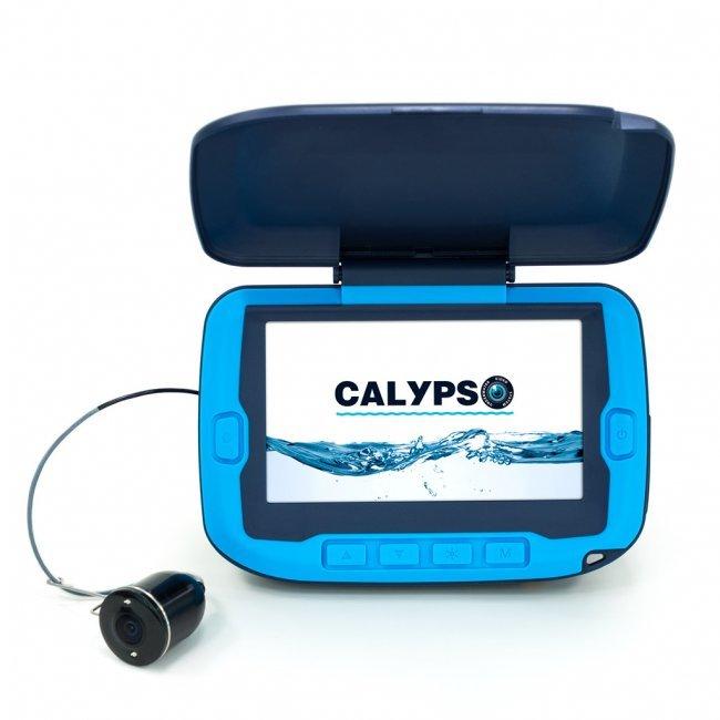 портативная подводная камера для рыбалки