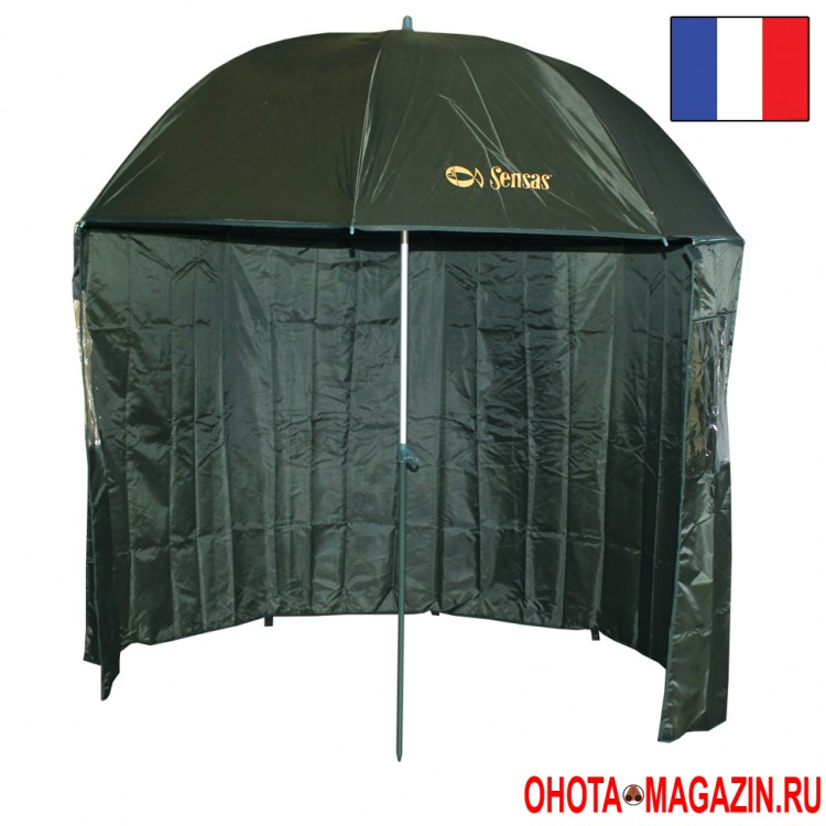 Зонт для рыбалки Sensas Kit Umbrella