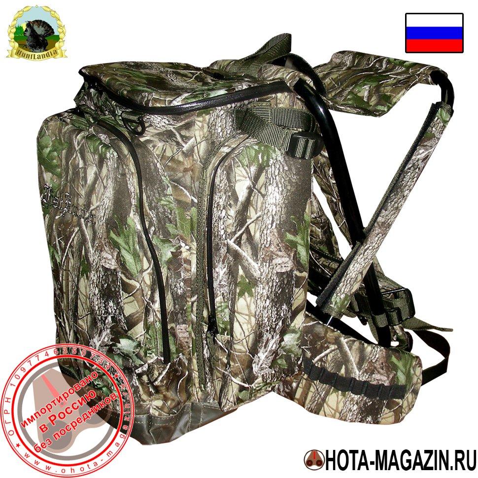 Рюкзак fish hunter рюкзаки для парапланав