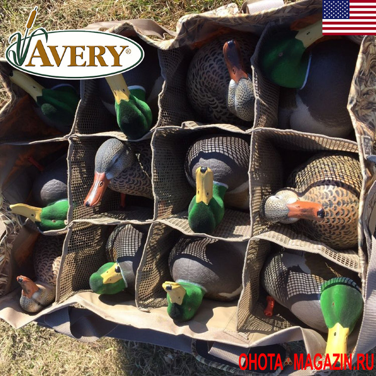 AVERY Duck Decoy Bag