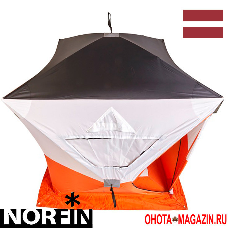 NORFIN Fishing Hot Cube крыша