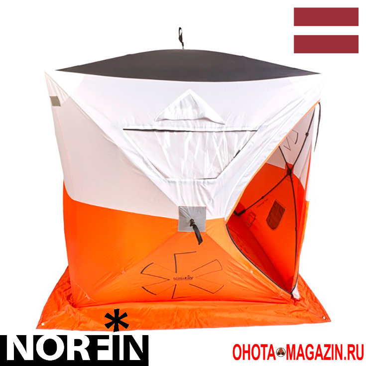 NORFIN Fishing Hot Cube вход