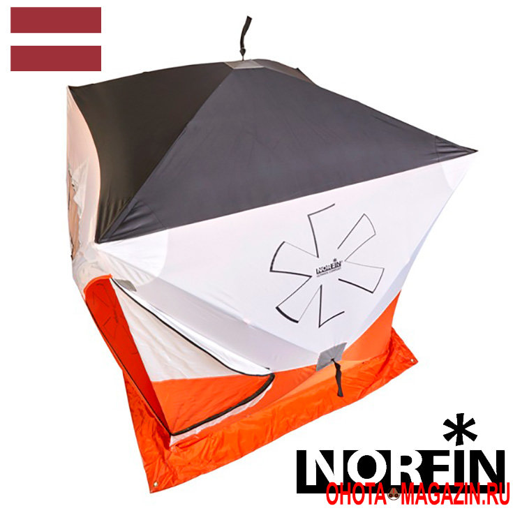 NORFIN Fishing Hot Cube сверху