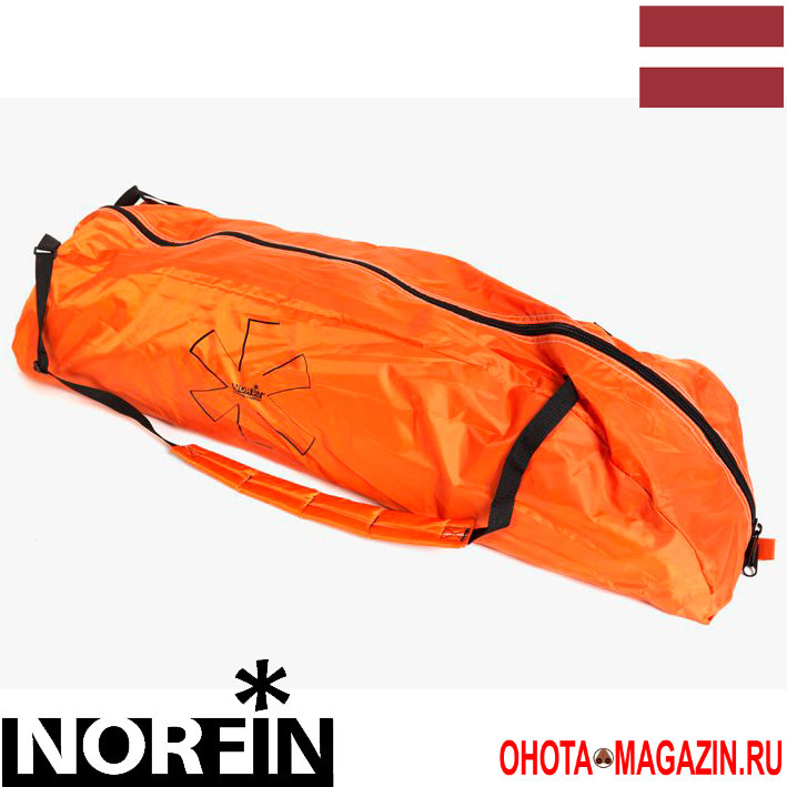 NORFIN Fishing Hot Cube сумка